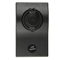 3.1A Авто Прикуриватель SurfacE-гнездо USB-гнездо+регулятор напряжения
