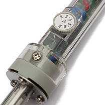 220В 60W США штекер электрический регулируемая температура припоя паяльником, фото 2