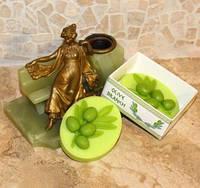 """""""Оливковая ветвь"""" натуральное подарочное мыло ручной работы"""