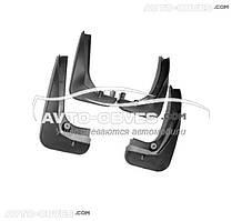 Брызговики модельные БМВ Х3 (F25) 2010-2015, полный комплект - 4-шт