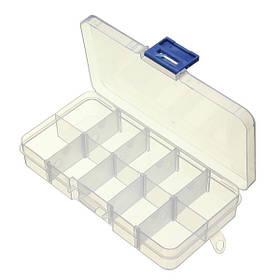 Органайзер для хранения различной мелочевки с 10-тью отделениями 1TopShop