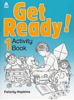 Get Ready! 1 Activity Book (рабочая тетрадь)