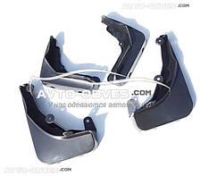 Брызговики модельные Mercedes-Benz E-klasse (W212) 2012-... рестайлинг, полный комплект - 4-шт