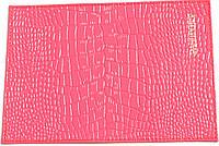 Обложка на паспорт цвет розовый