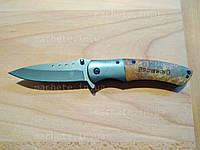 Нож тактический полуавтоматический Browning 351