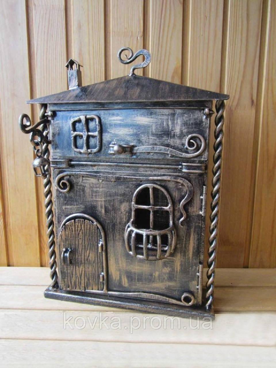 Декоративный почтовый ящик