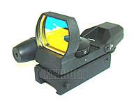 Коллиматорный прицел SightMark Laser Dual Short Sight с ЛЦУ SM13002-DT