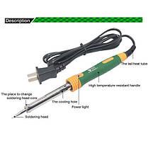 Лучшие-813 30Вт 60Вт Тип ручной электрический паяльник ручка, фото 2