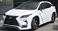 Тюнинг обвес Mz Speed Exclusive ZEUS Lexus RX200t \ RX350 \ RX450h 2015+