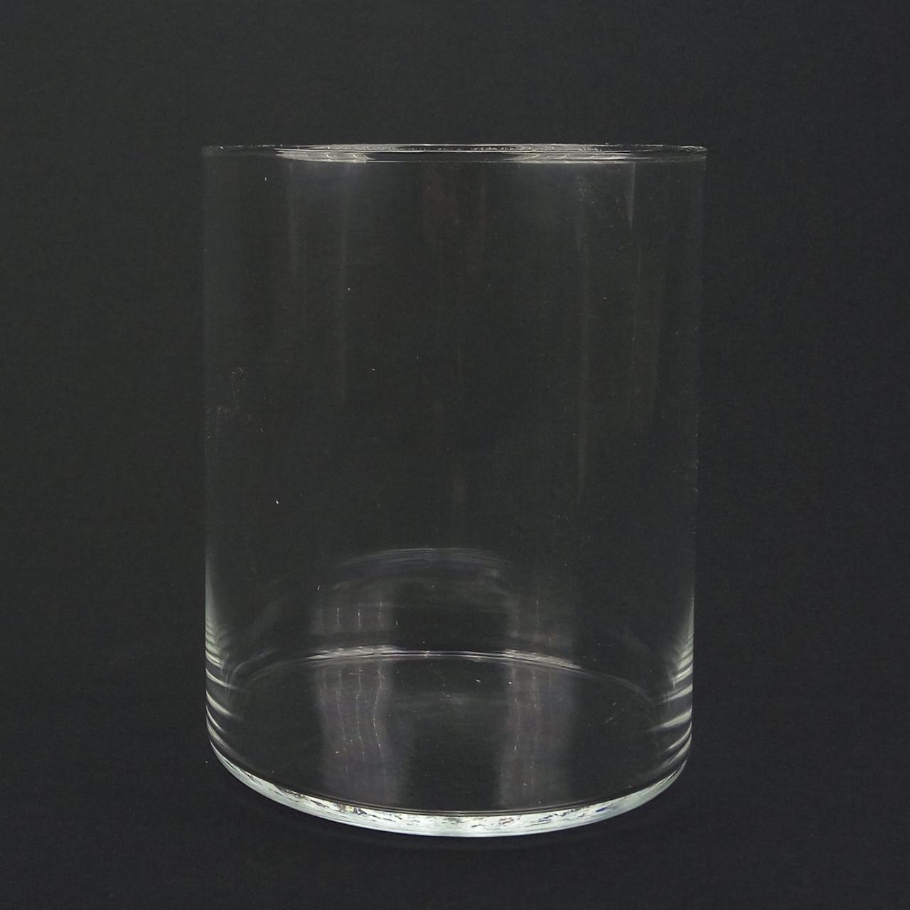 Ваза h 20 см, Ø 16 см, колба