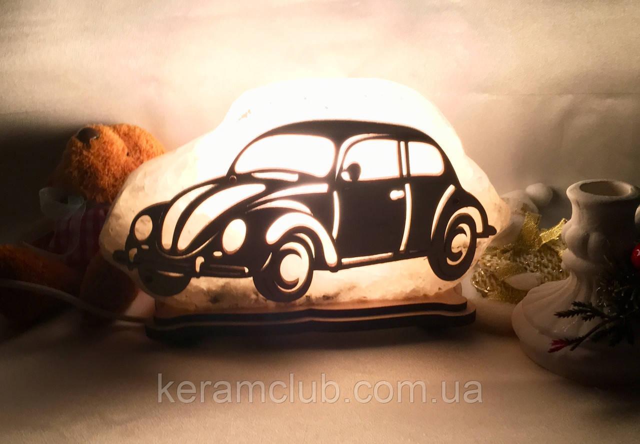 """Соляной светильник """"Машинка маленькая"""""""