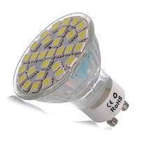 GU10 5W 29 SMD 5050 Белый LED Spotlightt Лампа Лампа AC 220V, фото 2