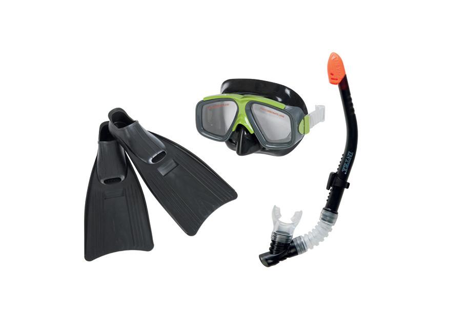 Набор для дайвинга Intex, 55959 (маска, трубка, ласты)