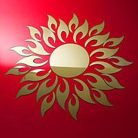 Акриловые 3d подсолнечное зеркальный эффект стены Наклейка Наклейка