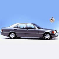 Автостекло, лобовое стекло на MERCEDES (Мерседес) 140 (W140) S CLASS (1992 - 1998)