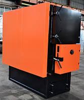 Котел твердотопливный КВТ-150 (150 кВт). Производство.