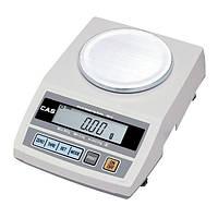Весы лабораторные CAS MW-II-300 до 300, дискретность до 0,01 г