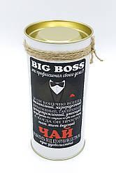 Чай BIG BOSS для большого босса, руководителя