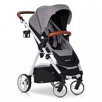 Детская прогулочная коляска EasyGo Optimo Grey Fox