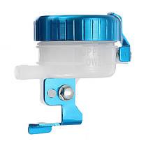 Универсальный малый тормозной жидкости в бачке синий, фото 2