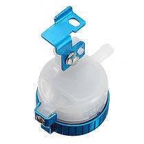 Универсальный малый тормозной жидкости в бачке синий, фото 3