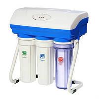 5-ти стадийная система очистки воды с насосом QM-86