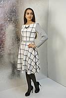 Ексклюзивна сукня в клітинку Lavanda