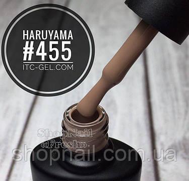 Гель-лак Haruyama №455 (светло-коричневый), 8 мл, фото 2