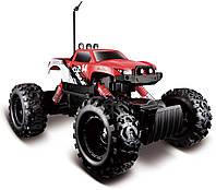 Машинка на р/у Rock Crawler (красный), Maisto