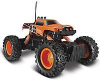 Машинка на р/у Rock Crawler (оранжевый), Maisto