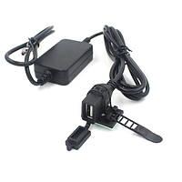 Водонепроницаемый мотоцикла электрического автомобиля заряжателя автомобиля USB мобильного телефона