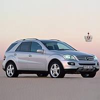 Автостекло, лобовое стекло на MERCEDES (Мерседес) 164 ML CLASS / (X164) GL CLASS (2005 - 2011)