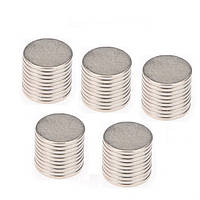 50x10mm x 1mm неодимовые магниты из редкоземельных сплавов с индексом N35