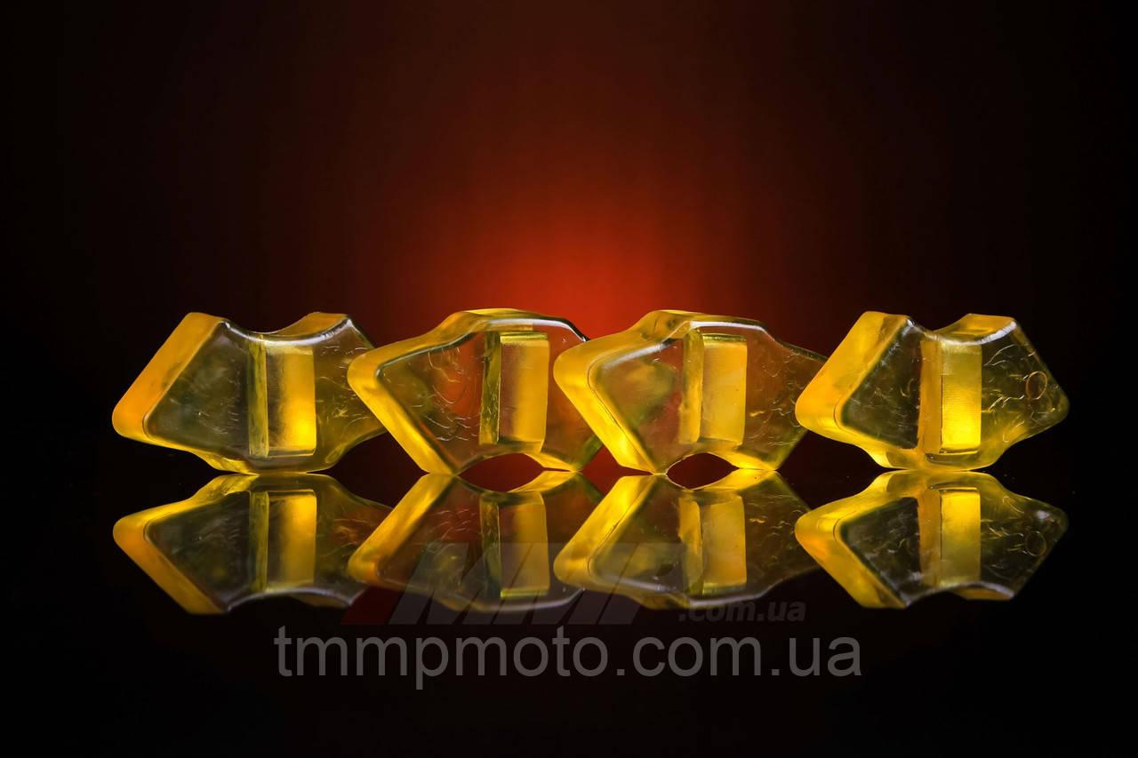 Демферные резинки Альфа силикон ТММР