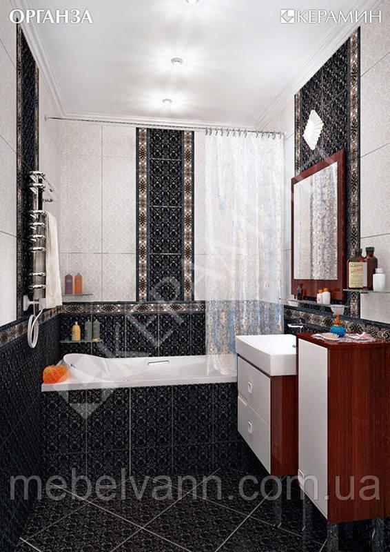 Органза в ванную комнату стоимость сантехники для ванной