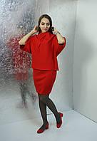 Червоний костюм