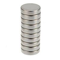 10 штук 12mmx3mm неодимовых сверх мощных магнитов под индексом N35