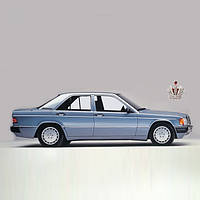 Автостекло, лобовое стекло на MERCEDES (Мерседес) 190 (W201) (1985 - 1993)