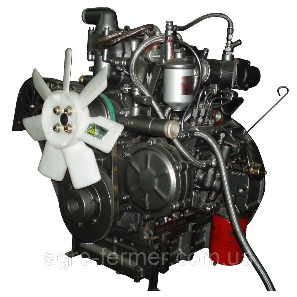 Двигатель дизельный KM385BT
