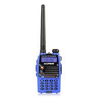 Баофэн УФ-5ra синий двухдиапазонный портативный приемопередатчик радио рации