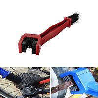 Щетка для очистки цепи мотоцикла шин техническое обслуживание тормозов для удаления грязи