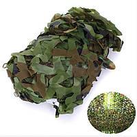 2X1.5 камуфляж камуфляж леса сеть для кемпинга военную Фото