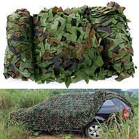 4x1.5 камуфляж камуфляж леса сеть для кемпинга военную Фото