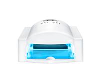 лампа для ногтей Индукционная с вентилятором Simei FM-911 36W Оригинал