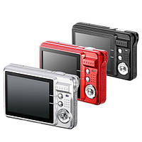 Amkov cdc32 1280 x 720 18mp 2.7 дюйма tft ЖК-монитор 8x цифровой зум anti-shakedigital видеокамера