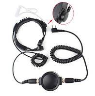 Тактические ір54 большой телескопический микрофон РТТ гарнитура для рации