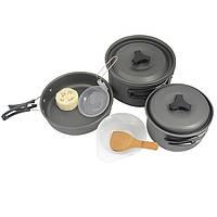 Pinic посуда оборудование для приготовления пищи открытый кемпинг плита 2-3 человека