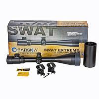 Прицел оптический Barska SWAT Extreme 10-40x50 SF (IR Mil-Dot), фото 1