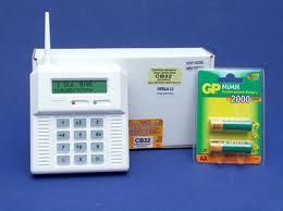 Беспроводная приемно-контрольная панель Elmes Electronic CB-32-Z
