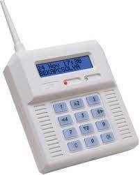 Беспроводная приемно-контрольная панель Elmes Electronic CB-32-N
